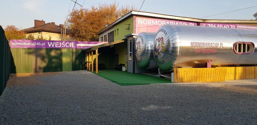 Normobaria Warszawa