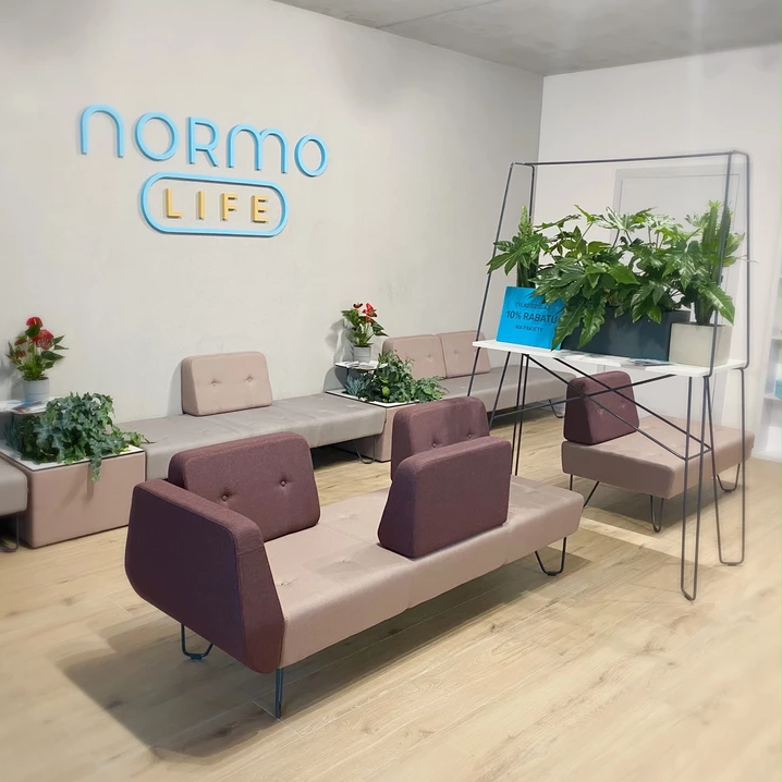 """Normobaria Konstancin-Jeziorna """"Normo Life"""""""